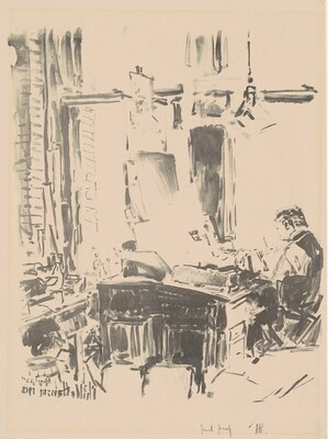 The Lithographer