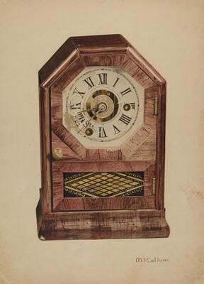 Seth Thomas Clock (?)