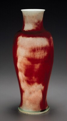 Vase, called The Fire Cloud