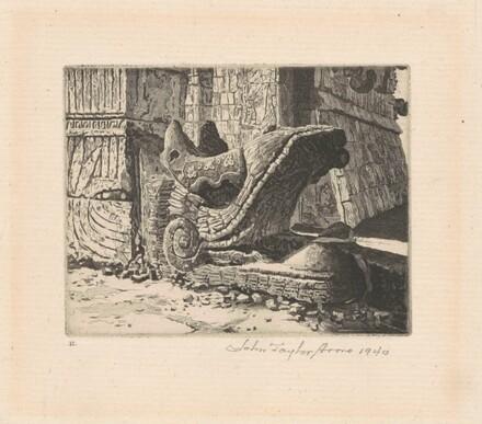 Plumed Serpent, Chichen Itza