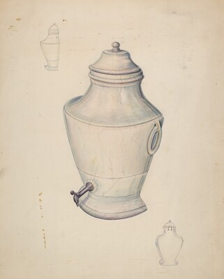 Porcelain Lavabo