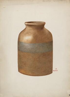 Stone Fruit Jar