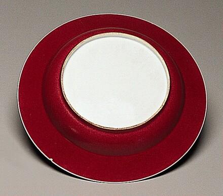 Ruby-Back Dish