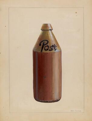 Bottle, Root Beer