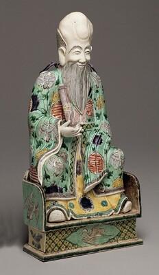 Shou Lao, the God of Longevity