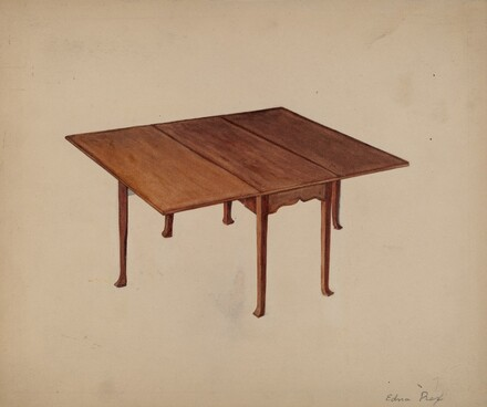 Table, Patrick Henry