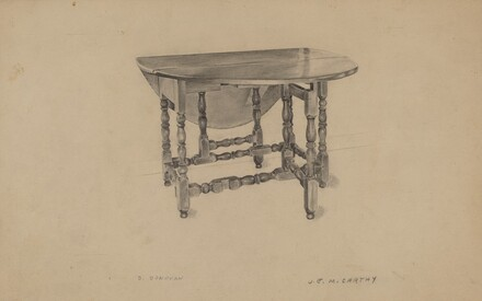 Gate-leg Table