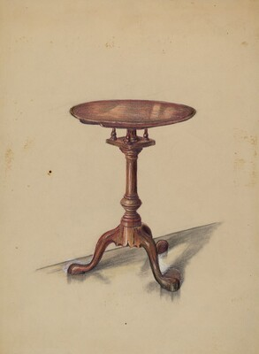 Tip-top Table