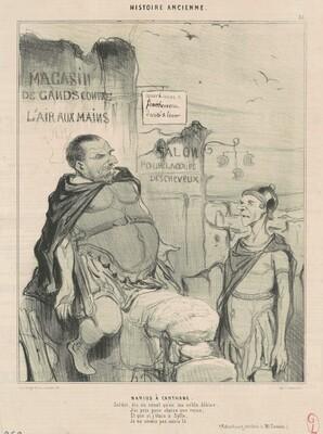 Marius à Carthage