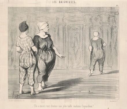 Elle a encore ... une jolie taille Madame Coquardeau!