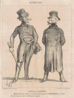 Ratapoil et Casmajou