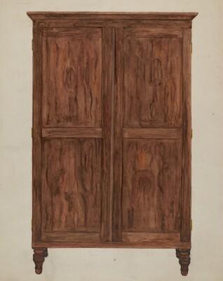 Wardrobe, John Marshall's