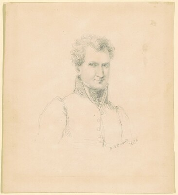 Portrait of Commodore John Barry