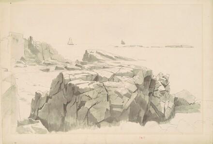 Shag Rocks, Nahant, Massachusetts