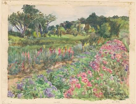 Parmelee Farm (Garden in Bloom)
