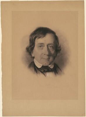 Portrait of Judge Richard Peters