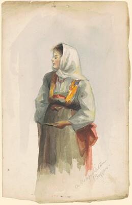 A Neopolitan Beggar