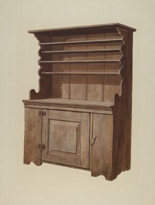 Hutch Dresser
