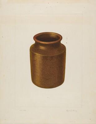 Small Earthen Jar