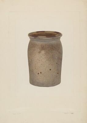 Preserving Jar