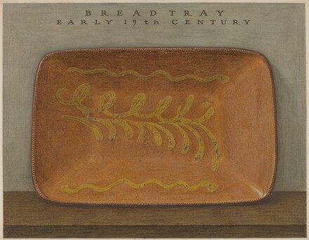 Bread Tray