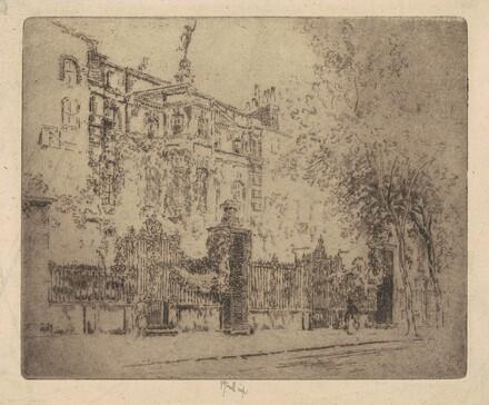 Rossetti's House, London