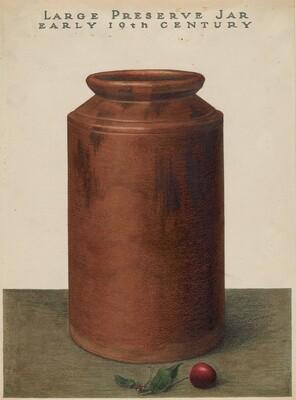 Preserve Jar
