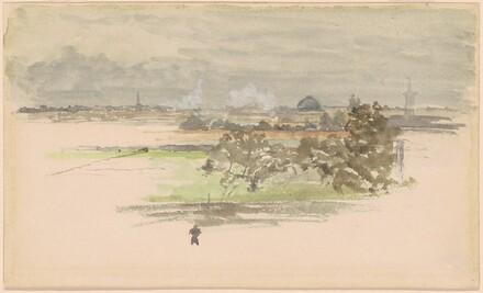 Marsh in Zeeland