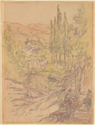 Landscape, Granada