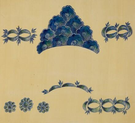 Decoration for Stoneware