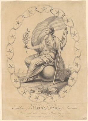 Emblem of the United States of America