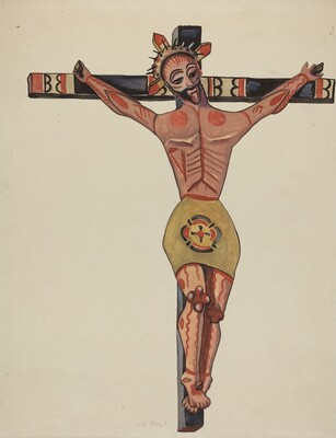 Crucifix - From the Vicinity of Mora