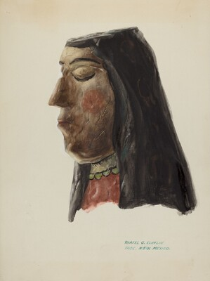 Head of Guadalupe