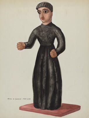 Friar - Probably a Santo