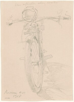 Motorcycle [recto]