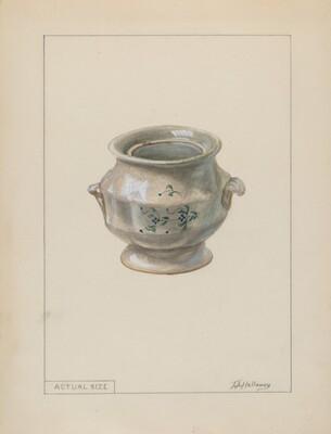Small Sugar Bowl