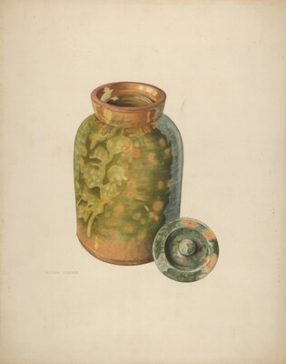 Galena Covered Jug