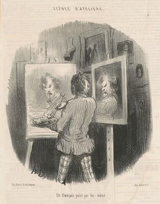 Un français peint par lui-même