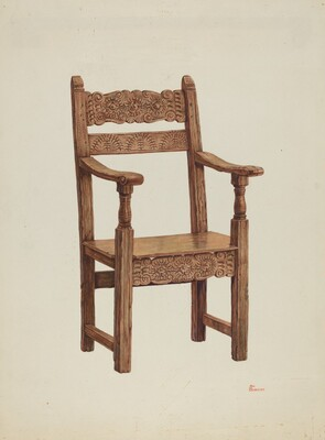 Chair (Arm)