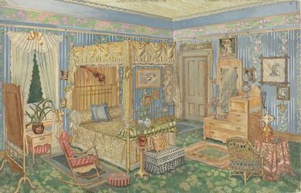 Woman's Bedroom