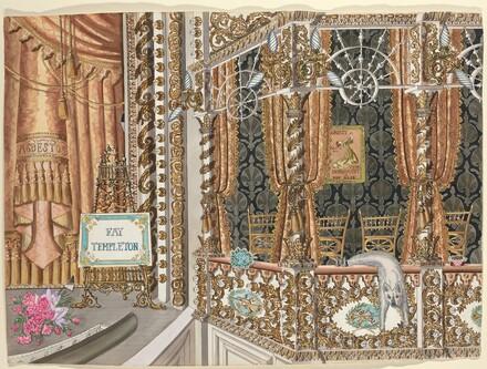 Theatre Box, 1892