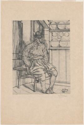 Fisherman from Marken