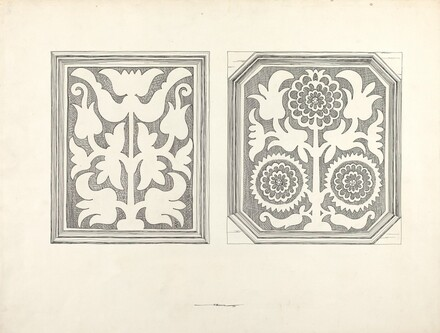Panels from Hartford Chest
