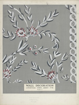 Decorated Wall