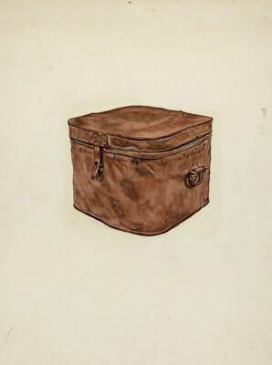 Storage Box (Copper)