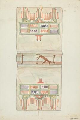Parchment Book Cover