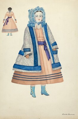 Doll: Rose Bates