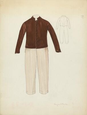 Pants and Coat
