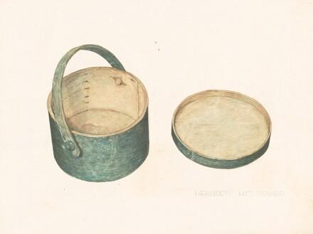 Clothes Pin Basket
