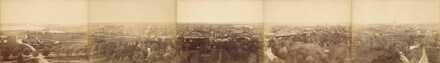 Panoramic View of Washington, DC